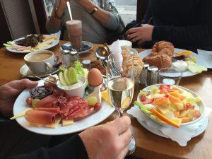 ontbijten in berlijn