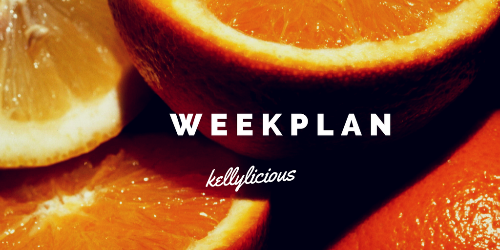 Photo of Weekplan 2