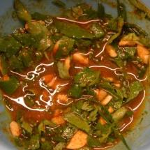 grietfilet met zuiderse groenten