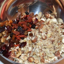 granola repen als tussendoortje