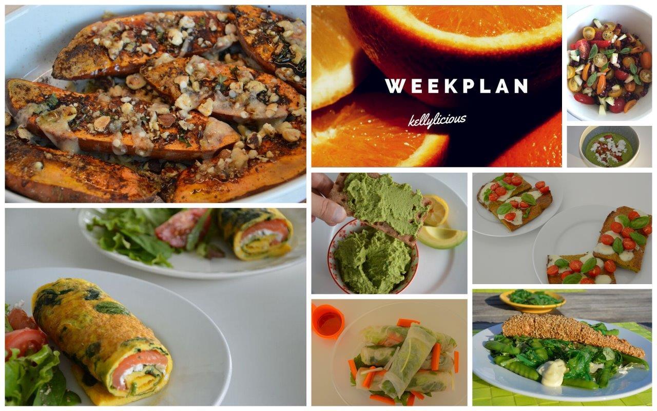 Photo of Weekplan 5