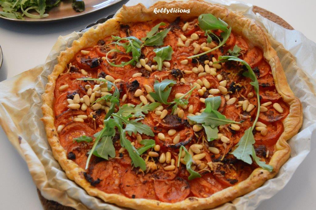 Photo of Tomatentaart