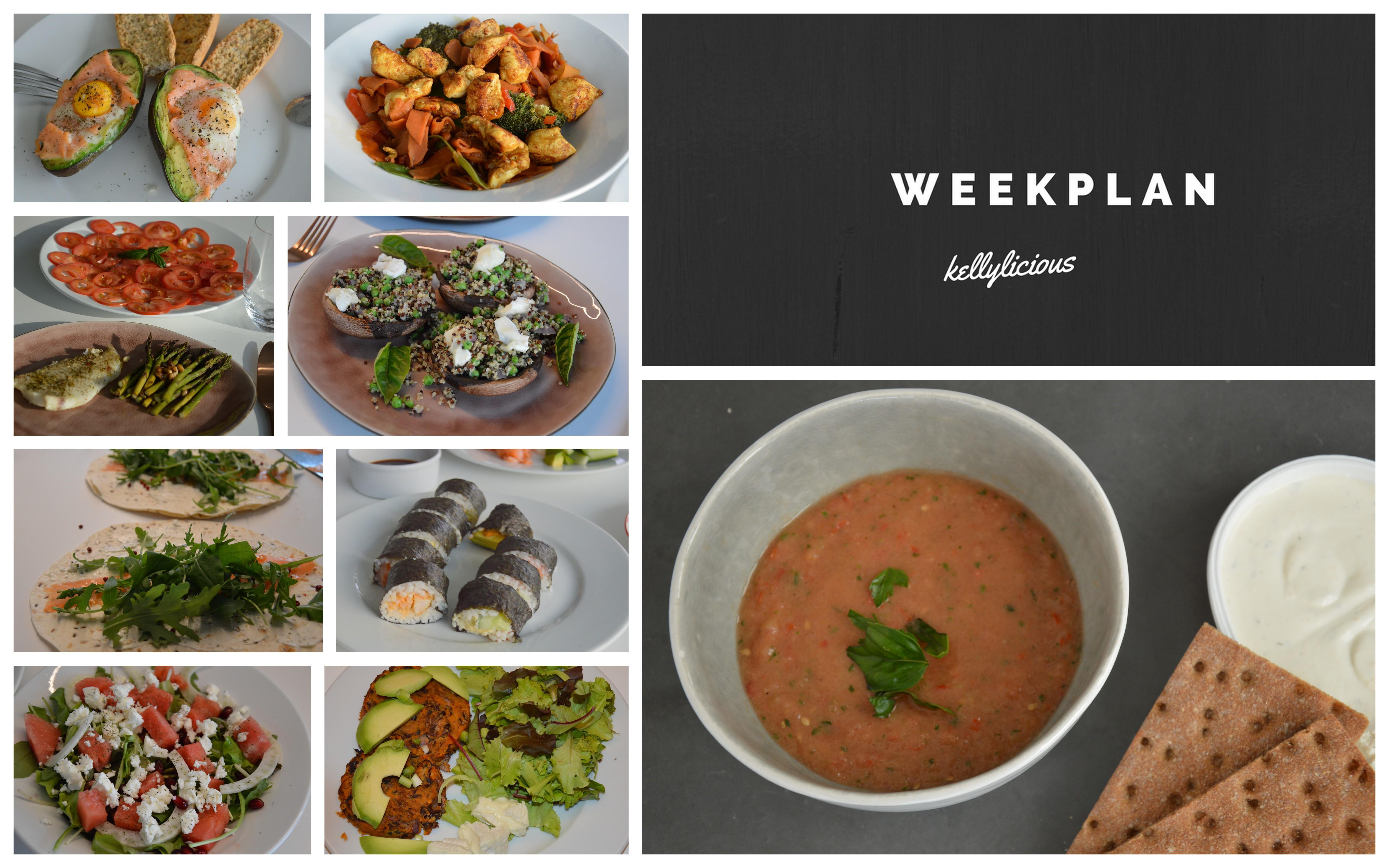 Photo of Weekplan 6