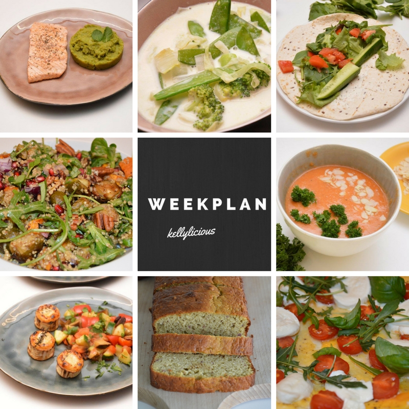 Photo of Weekplan 8