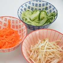 vegetarische bowl