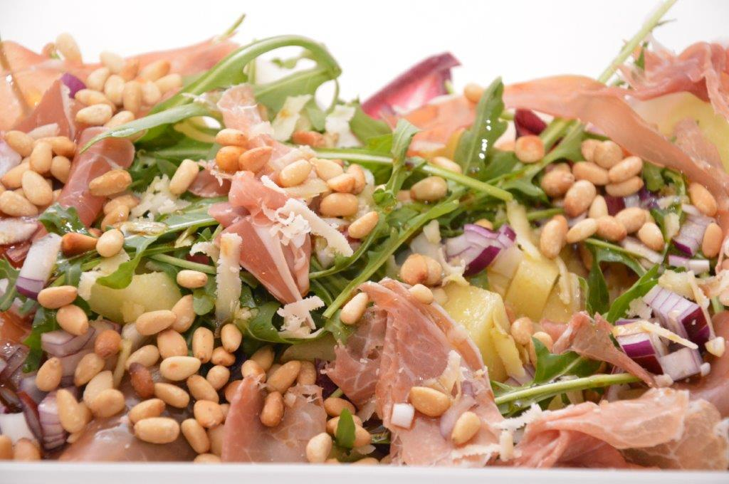 Photo of Salade ham meloen