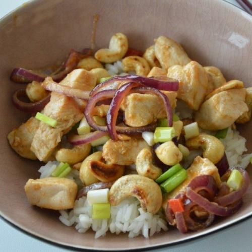 wok kip cashew